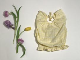 Tocoto Vintage top met blote rug voor meisje van 3 jaar met maat 98