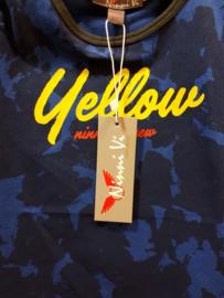 Ninni Vi t-shirt voor meisje van 3 / 4 jaar met maat 98 / 104