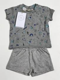 Soft Gallery t-shirt voor jongen of meisje van 6 maanden met maat 68