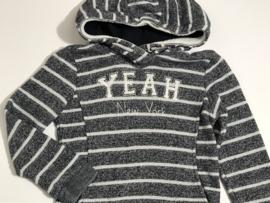 Sevenoneseven hoodie voor meisje van 3 / 4 jaar met maat 98 / 104