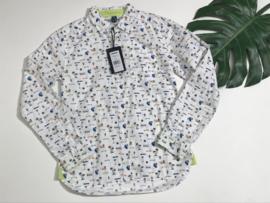 Sevenoneseven overhemd voor jongen van 13 / 14 jaar met maat 158 / 164