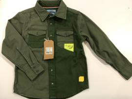 Vingino overhemd voor jongen van 8 jaar met maat 128