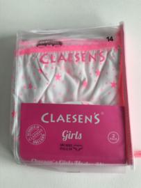 Claesens onderbroekjes (2x) voor meisje van 14 jaar met maat 164 / 170