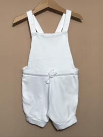 Imps & Elfs korte tuinbroek voor jongen of meisje van 6 maanden met maat 68