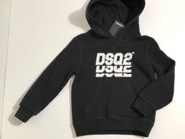 Dsquared2 hoodie voor jongen van 6 jaar met maat 116