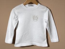 Burberry trui voor jongen van 5 / 6 jaar met maat 110