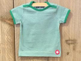 Kik Kid shirt voor meisje van 6 maanden met maat 68