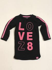 Z8 jurkje voor meisje van 9 maanden met maat 74