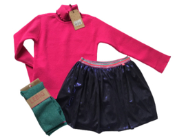Le Big trui voor meisje van 5 / 6 jaar met maat 110 / 116