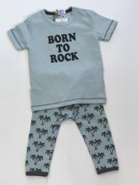 Claesens broekje voor jongen van 3 - 6 maanden met maat 62 -  68
