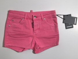 Dsquared korte broek voor meisje van 14 jaar met maat 164