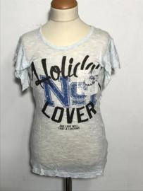 Vingino t-shirt voor meisje van 10 jaar met maat 140