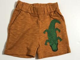 Mini Rodini korte broek voor jongen van 12 / 18 maanden met maat 80 / 86