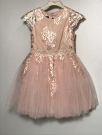 Linea Raffaelli Kids jurkje voor meisje van 8 jaar met maat 128