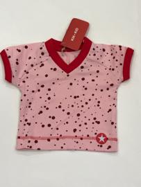 kik Kid t-shirt voor meisje van 18 maanden met maat 86