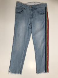 Stella Mc Cartney spijkerbroek voor meisje van 8 jaar met maat 128