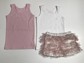 Calvin Klein topje voor meisje van 6 / 7 jaar met maat 116 / 122