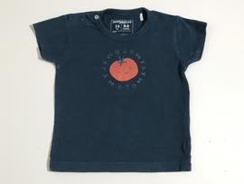 Imps & Elfs t-shirt voor jongen van 6 - 9 maanden met maat 74