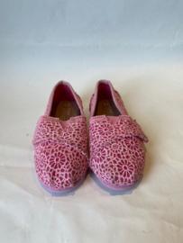Toms schoenen voor meisje met schoenmaat 24,5