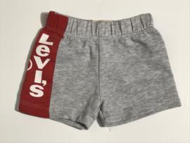 Levi's korte jogging broek voor jongen van 9 maanden met maat 74