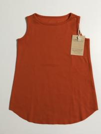 Little Hedonist jurk voor meisje van 9 maanden met maat 74