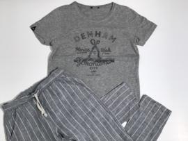 Tocoto Vintage linnen broek voor jongen van 5 / 6 jaar met maat 110 / 116