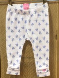 Beebielove legging voor meisje van 1 maand met maat 56
