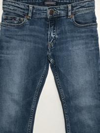 Tommy Hilfiger spijkerbroek voor meisje van 8 jaar met maat 128
