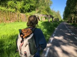 Duurzaam is: lopend naar je werk