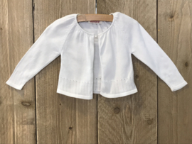 Aymara vestje voor meisje van 9 maanden met maat 74
