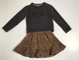 Like Flo trui voor meisje van 4 jaar met maat 104