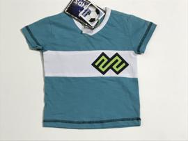 Legends t-shirt voor jongen van 2 jaar met maat 92