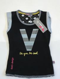 Ninni Vi top t-shirt voor meisje van 3 / 4 jaar met maat 98 / 104