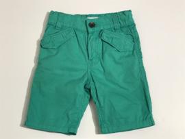 Hugo Boss korte broek voor jongen van 9 maanden met maat 74