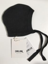 Carlijnq bonnet muts voor meisje of jongen tussen 3 - 6 maanden