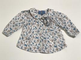 Ralph Lauren blousje voor meisje van 3 maanden met maat 62