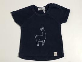 Riffle Amsterdam t-shirt voor jongen van 1 - 2 maand met maat 56