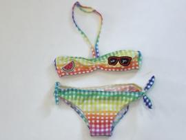 Bora Bora bikini voor meisje van 3 jaar met maat 98