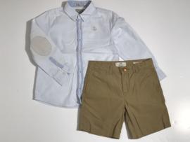 Scotch Shrunk overhemd voor jongen van 6 jaar met maat 116