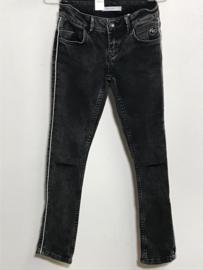Nik en Nik spijkerbroek broek met gaten voor meisje van 16 jaar met maat 176