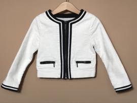Karl Lagerfeld Kids Chanel jasje voor meisje van 4 jaar met maat 104