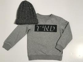 Tumble 'n dry trui voor jongen van 5 / 6 jaar met maat 110 / 116