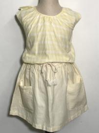 Tocoto Vintage top met blote rug voor meisje van 6 jaar met maat 116