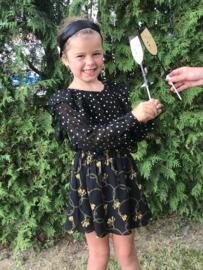 Nik en Nik rok voor meisje van 6 jaar met maat 116