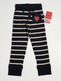 Claesens pyjama broek voor meisje van 4 jaar met maat 104
