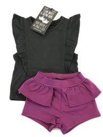 Yporque korte broek voor meisje van 8 jaar met maat 128
