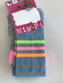 Mim-pi maillot zonder voetjes voor meisje van 9 / 12 maanden met maat 74 / 80