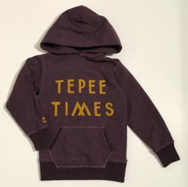 Bellerose hoodie voor jongen of meisje van 6 jaar met maat 116