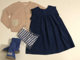 Tiny Cottons legging voor meisje van 6 tot 12 maanden met maat 68 tot 80