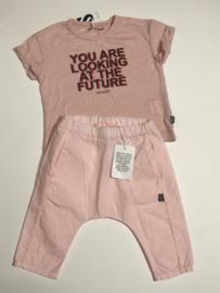 Imps & Elfs luchtig broekje voor meisje van 6 maanden met maat 68